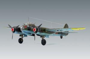 Ju 88A-5, WWII German Bomber  (Vista 2)