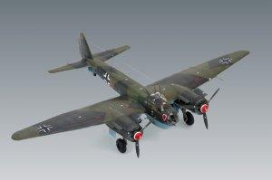 Ju 88A-5, WWII German Bomber  (Vista 3)