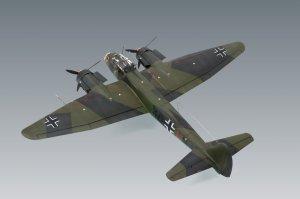 Ju 88A-5, WWII German Bomber  (Vista 4)