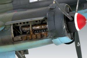 Ju 88A-5, WWII German Bomber  (Vista 5)
