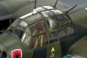 Ju 88A-5, WWII German Bomber  (Vista 6)