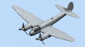 Ju 88A-14, WWII German Bomber  (Vista 5)