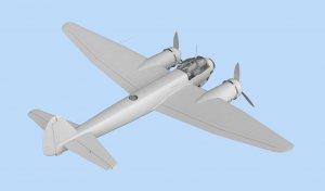 Ju 88A-11, WWII German Bomber  (Vista 3)