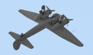 Ju 88A-11, WWII German Bomber  (Vista 4)