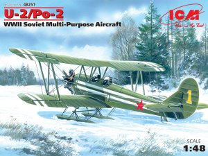 U-2/Po-2, WWII Soviet Multi-Purpose Airc  (Vista 1)