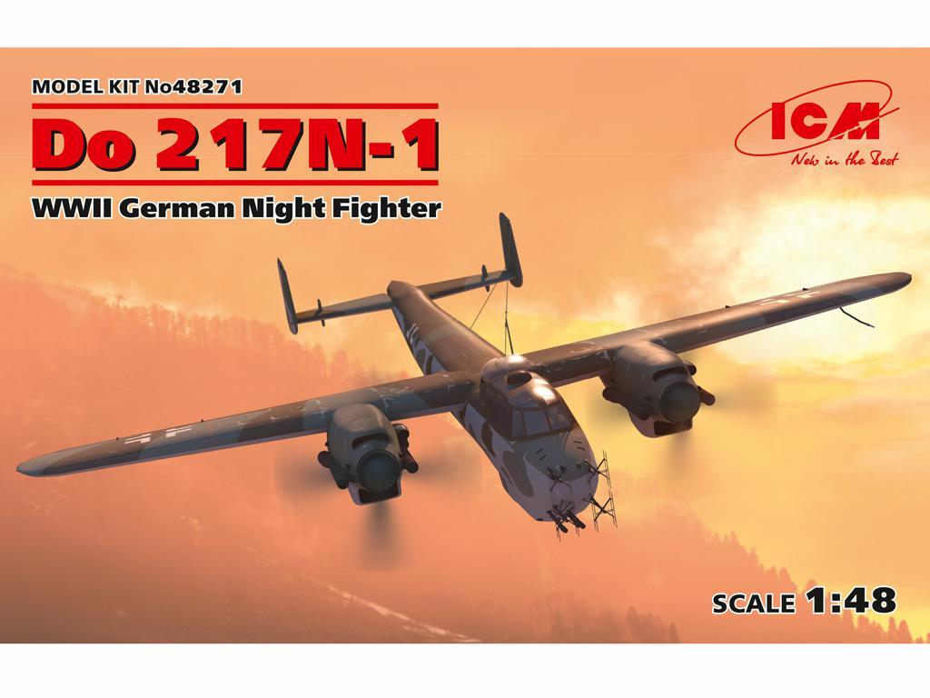Do 217N-1 German Night Fighter
