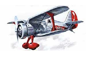 Biplano Sovietico I-15  (Vista 1)