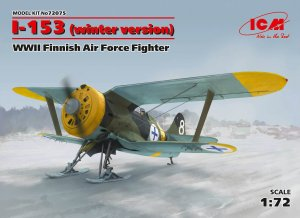 WWII Finnish Air Force Fighter  (Vista 1)