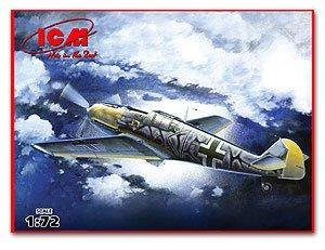 Messerschmitt Bf 109E-7/B, WWII German F  (Vista 1)
