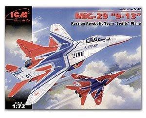 MiG-29 (9-13) Russian Aerobatic Team  (Vista 1)