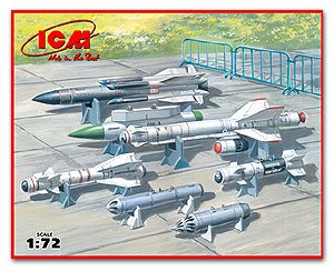 Soviet Air-to-Surface Aircraft Armament   (Vista 1)