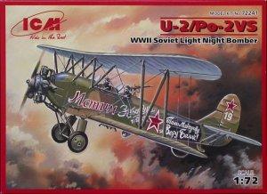 Bombardero ligero Nocturno Sovietico U-2  (Vista 1)