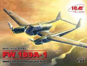 FW 189A-1  (Vista 1)