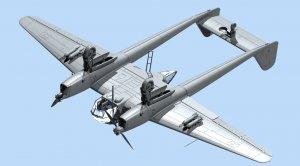 FW 189A-1  (Vista 4)