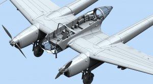 FW 189A-1  (Vista 5)