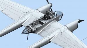 FW 189A-1  (Vista 6)