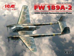 FW 189A-2  (Vista 1)