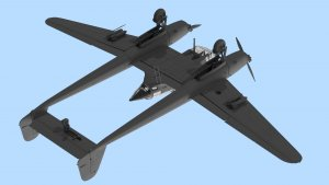 FW 189A-2  (Vista 4)