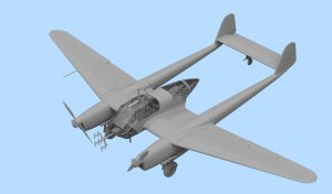 FW 189A-1, WWII Axis Reconnaissance Plan  (Vista 2)