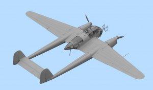FW 189A-1, WWII Axis Reconnaissance Plan  (Vista 4)