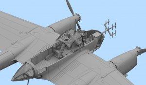 FW 189A-1, WWII Axis Reconnaissance Plan  (Vista 5)