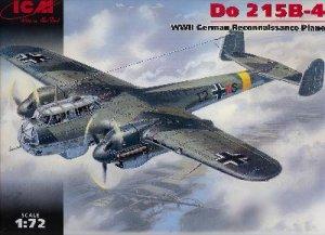 Dornier Do-215B-4 WWII  (Vista 1)