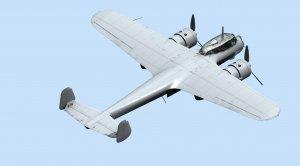 Do 17Z-2, WWII German Bomber  (Vista 3)