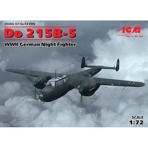 Caza Nocturno Do 215B-5  (Vista 1)
