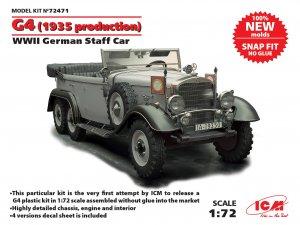 G4 (1935 production), WWII German Staff   (Vista 1)