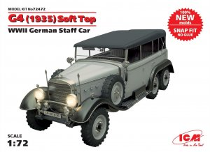 G4 German Staff Car  (Vista 1)