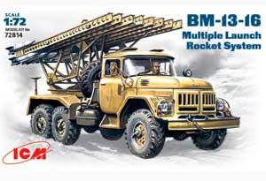 Camion Lanzacohetes Katyusha  BM-13-16  (Vista 1)