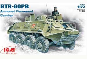 BTR-60PB Soviet infantry vehicle   (Vista 1)