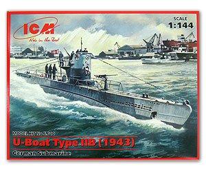 U-Boat Type IIB 1943  (Vista 1)