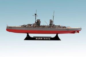König  WWI German Battleship  (Vista 3)