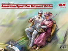 Conductores de Automóviles Deportivos Americanos - Ref.: ICMM-24014