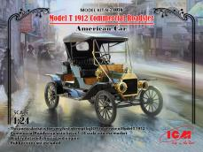 Model T 1912 Commercial Roadster - Ref.: ICMM-24016