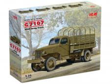 G7107, WWII Army Truck - Ref.: ICMM-35593