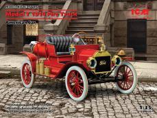 Camión de bomberos modelo T 1914 - Ref.: ICMM-35605