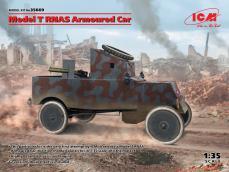 Model T RNAS Armoured Car - Ref.: ICMM-35669