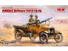 Conductores ANZAC 1917-1918 - Ref.: ICMM-35707