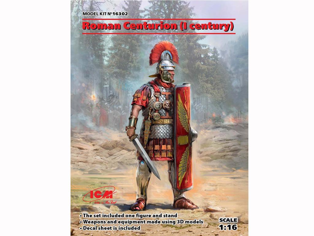 Centurion Romano (Vista 1)
