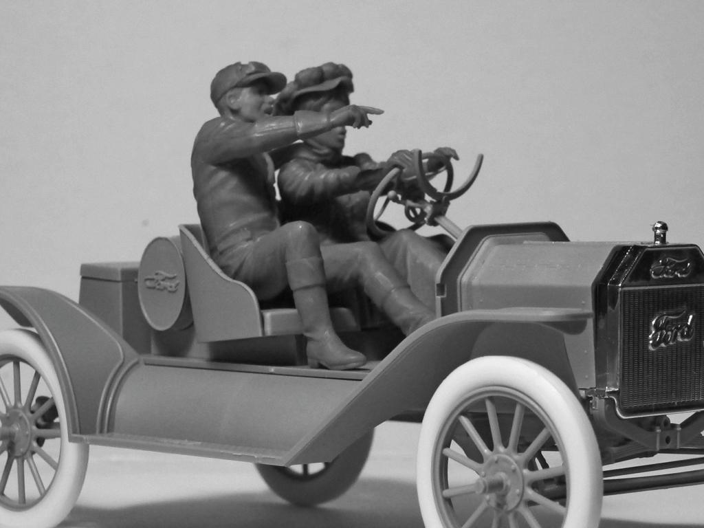 Conductores de Automóviles Deportivos Americanos (Vista 10)
