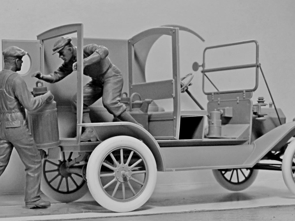 Entrega de gasolina, modelo T 1912  (Vista 2)