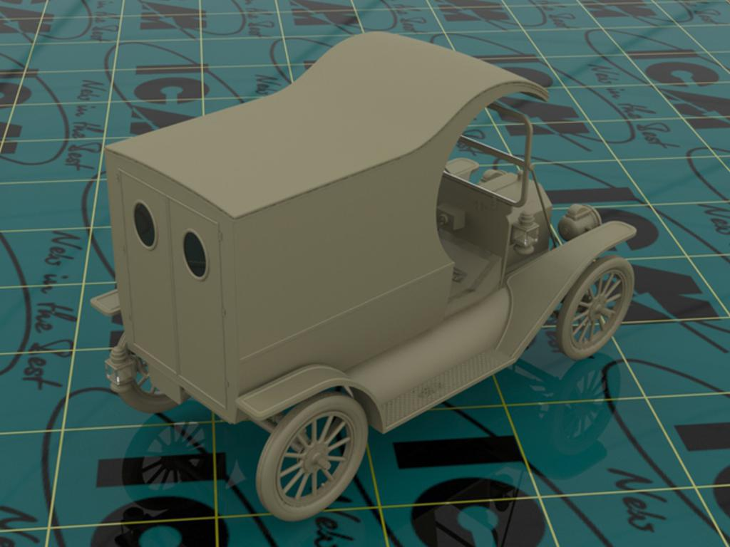 Entrega de gasolina, modelo T 1912  (Vista 5)