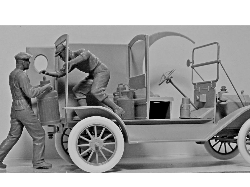 Entrega de gasolina, modelo T 1912  (Vista 7)