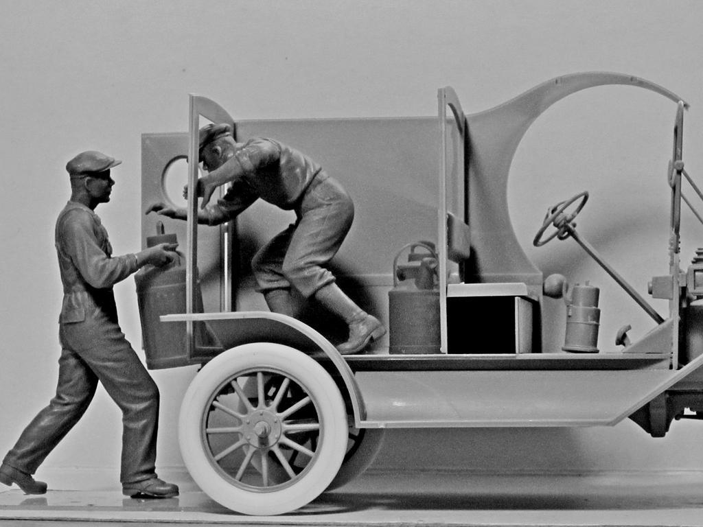 Entrega de gasolina, modelo T 1912  (Vista 8)