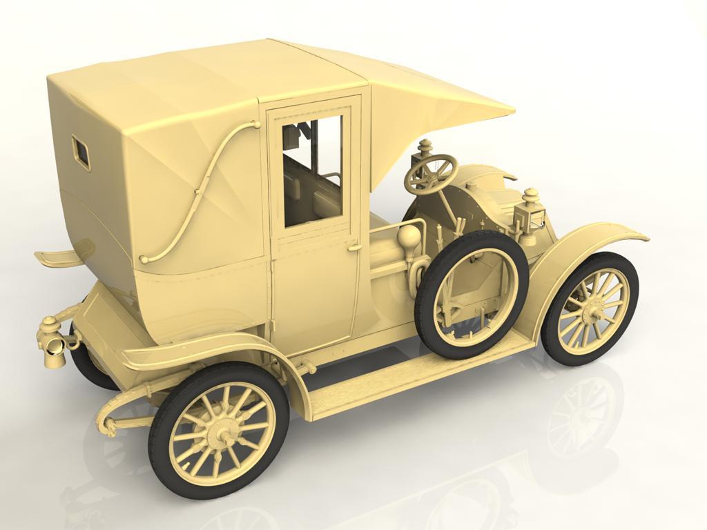 Tipo AG 1910 Paris Taxi (Vista 5)