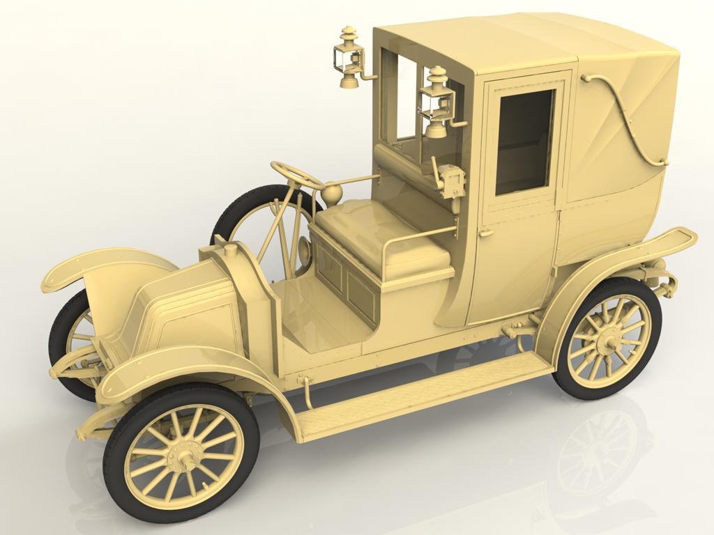 Type AG 1910 London Taxi (Vista 2)