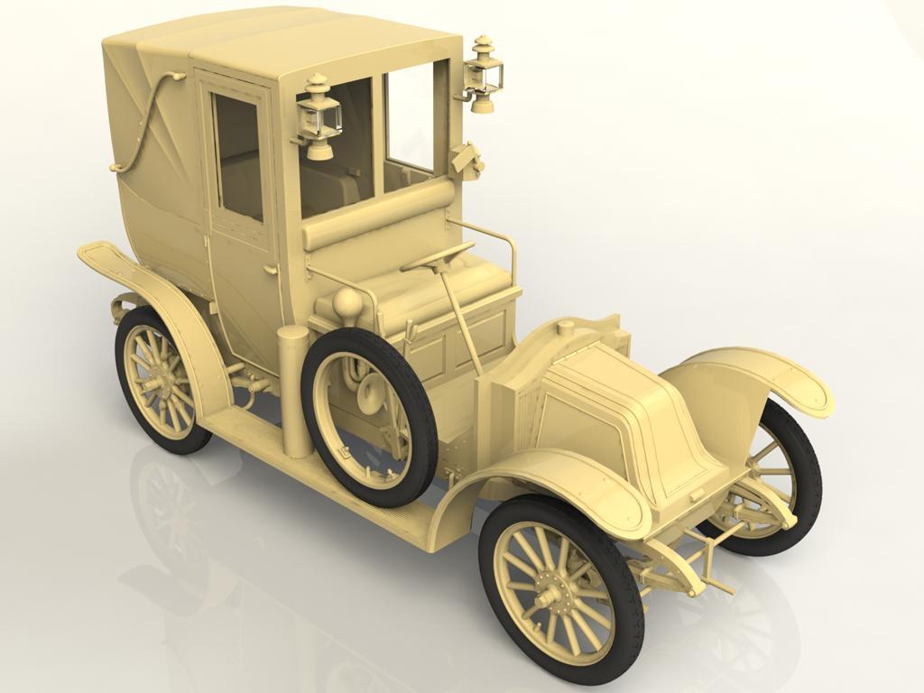 Type AG 1910 London Taxi (Vista 3)