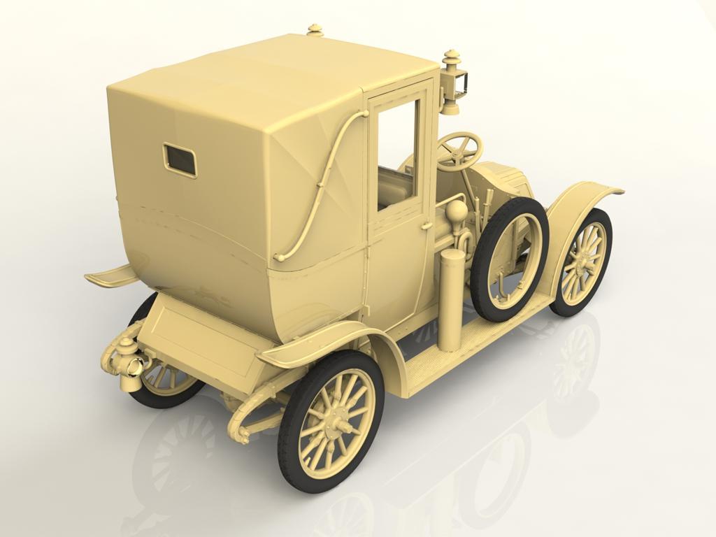 Type AG 1910 London Taxi (Vista 4)